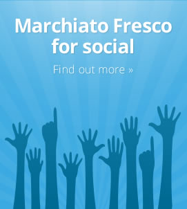 Marchiato Fresco for social