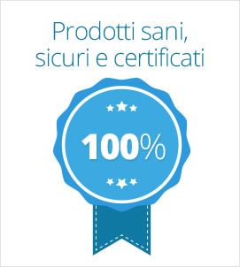 Prodotti sani, sicuri e certificati